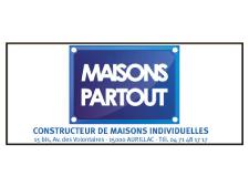 Partenaires racing club de saint cernin - Maison partout aurillac ...