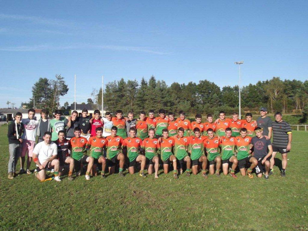 Juniors du Racing Club de Saint Cernin